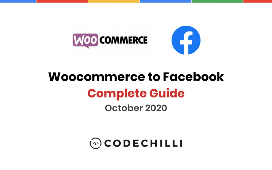 Connect WooCommerce to Facebook Shop – a complete guide – 2020