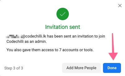 Codechilli - codechilli blog add users to facebook business manager 05